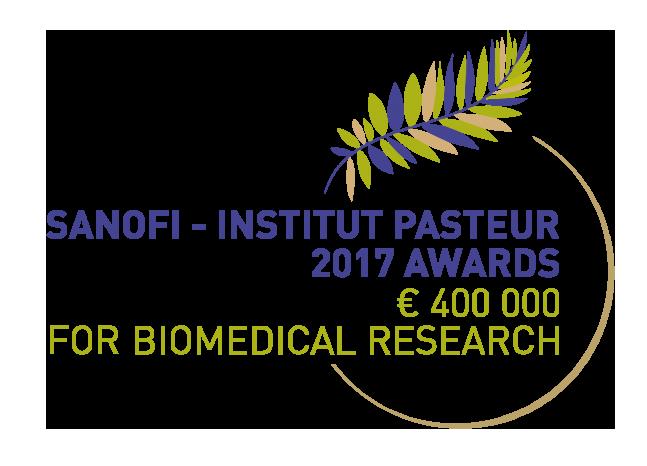 2017 Sanofi-Institut Pasteur Award