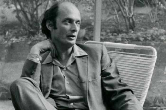 Paul Greengard at Yale in early 1970s