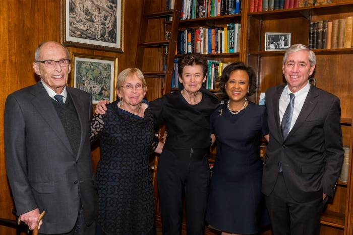 2017 Pearl Meister Greengard Prize