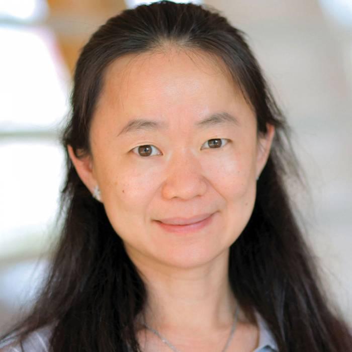 Portrait of Jue Chen
