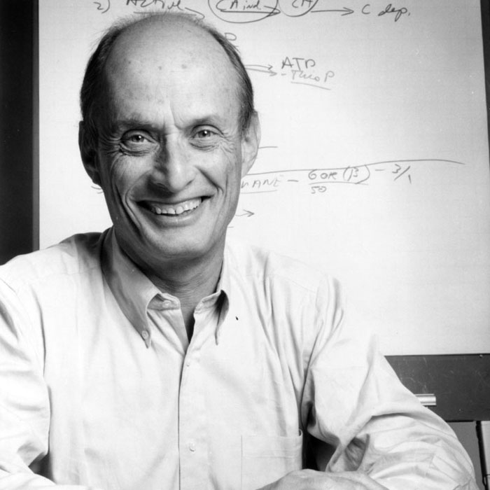 Portrait of Paul Greengard