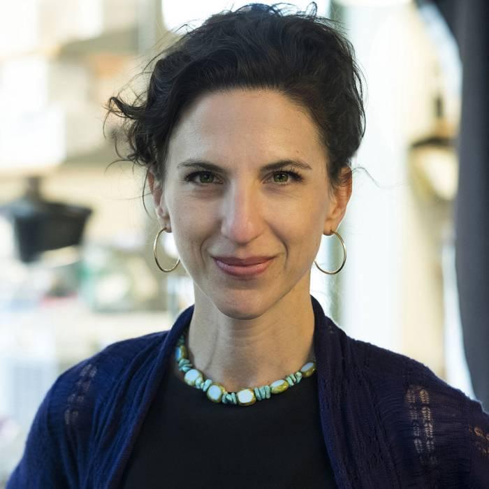 Vanessa Ruta portrait