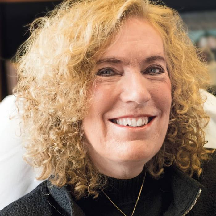 Photo of Elaine Fuchs