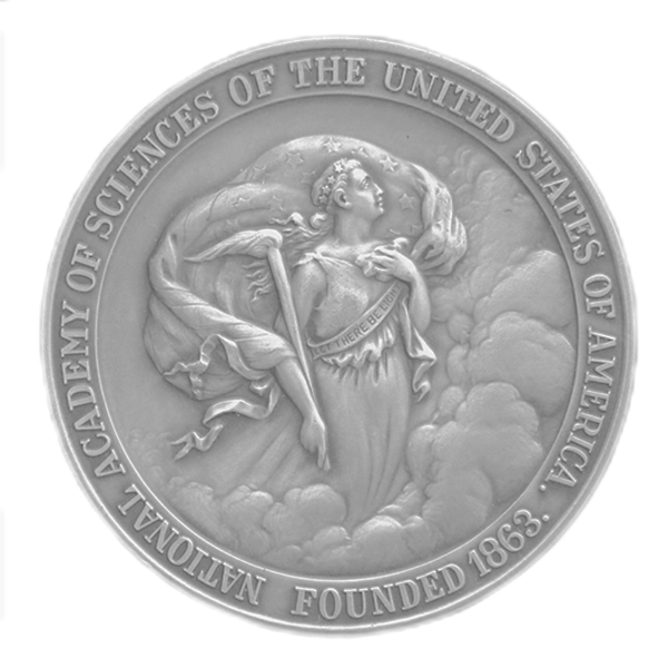 National Academy of Sciences Membership logo