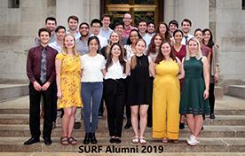 SURF Alumni 2016