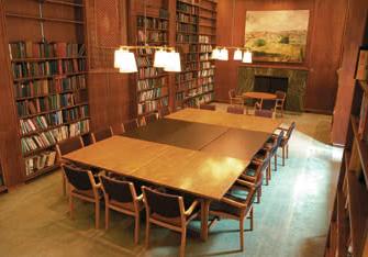 Cohn Library