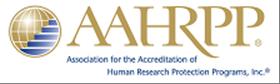 AAHRPP logo