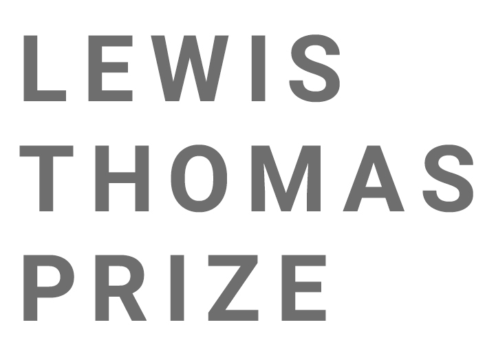Lewis Thomas Prize logo