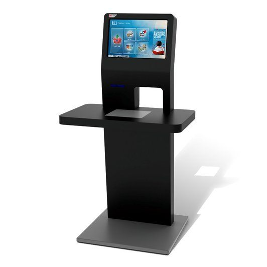 3M R series Self Check Out Station