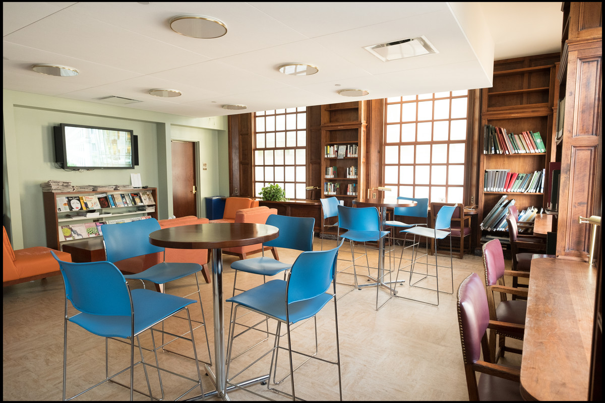 Welch Hall Lounge