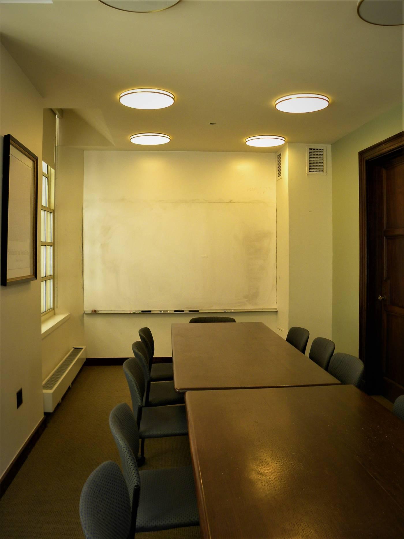 Welch Hall Second Floor, Room 202