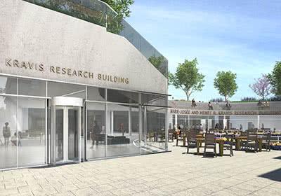 Kravis Research Building