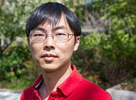 Headshot of Liu