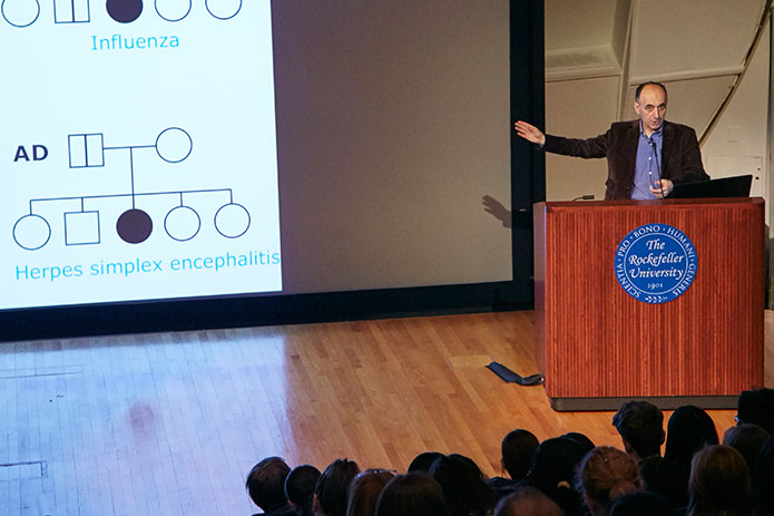 The annual Talking Science lecture