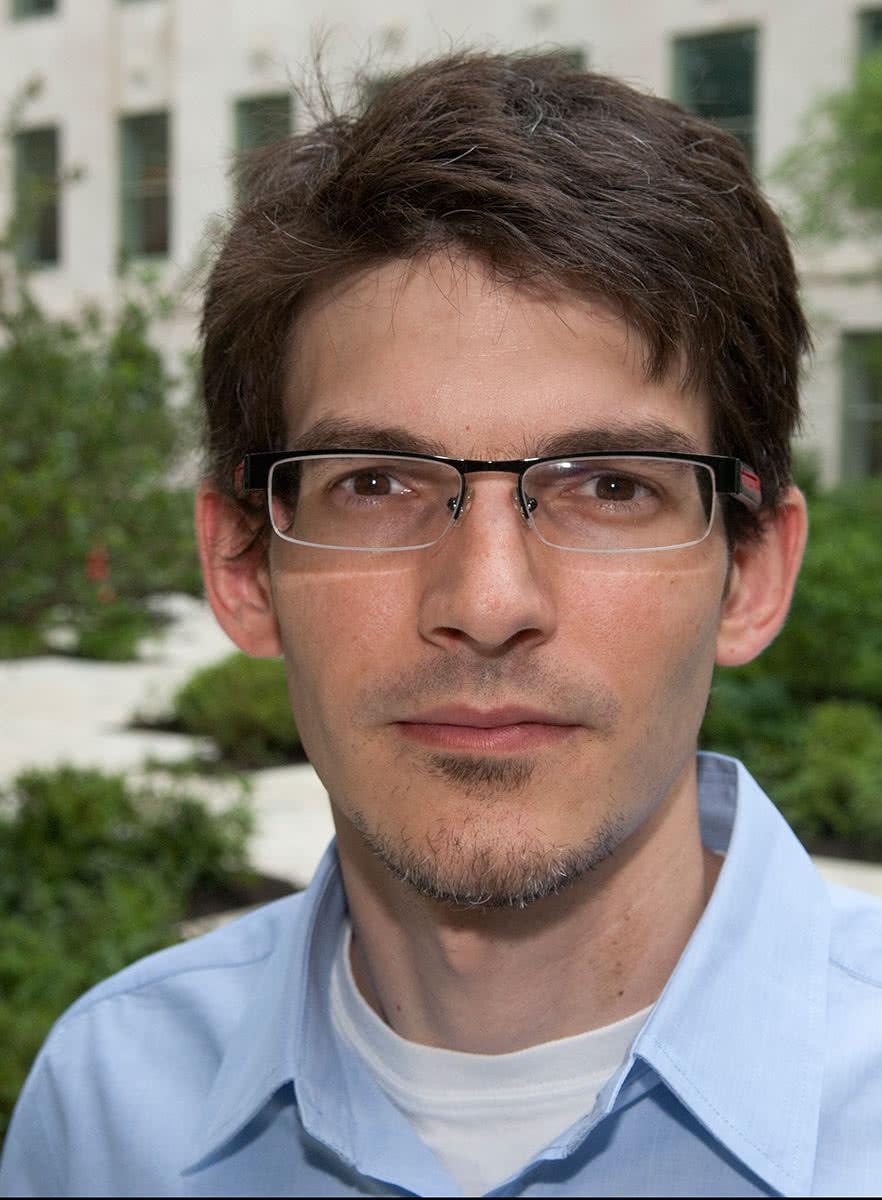 portrait of Luciano Marraffini