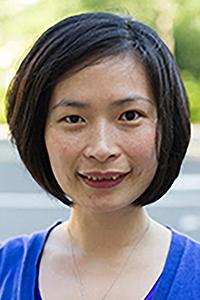 Yejing Ge Portrait