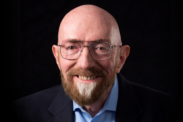 Kip Thorne portrait