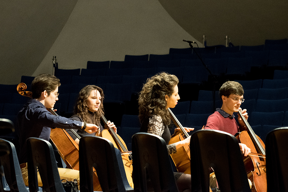Musicians from The Rockefeller University
