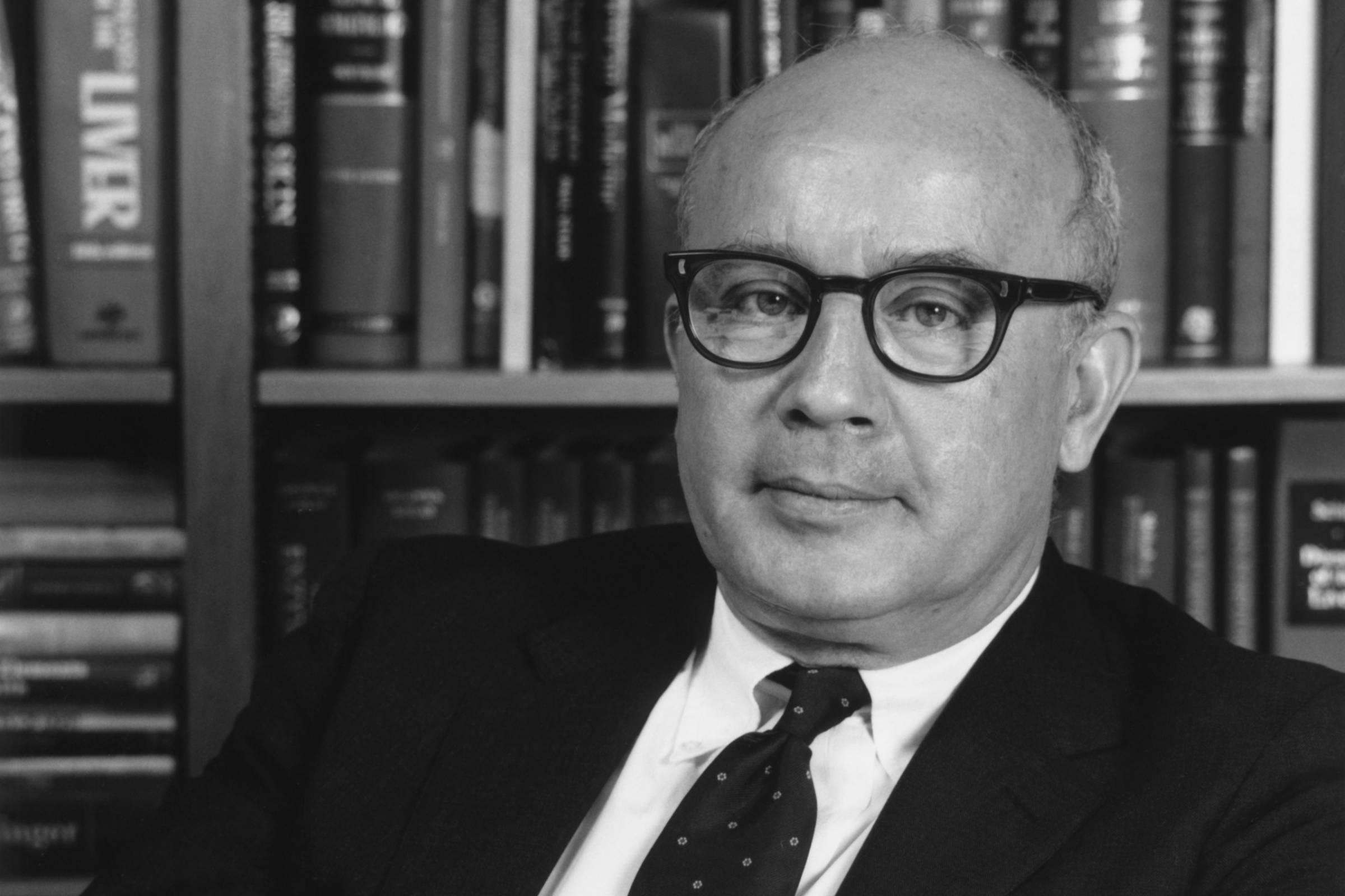 Attallah Kappas, professor emeritus at The Rockefeller University