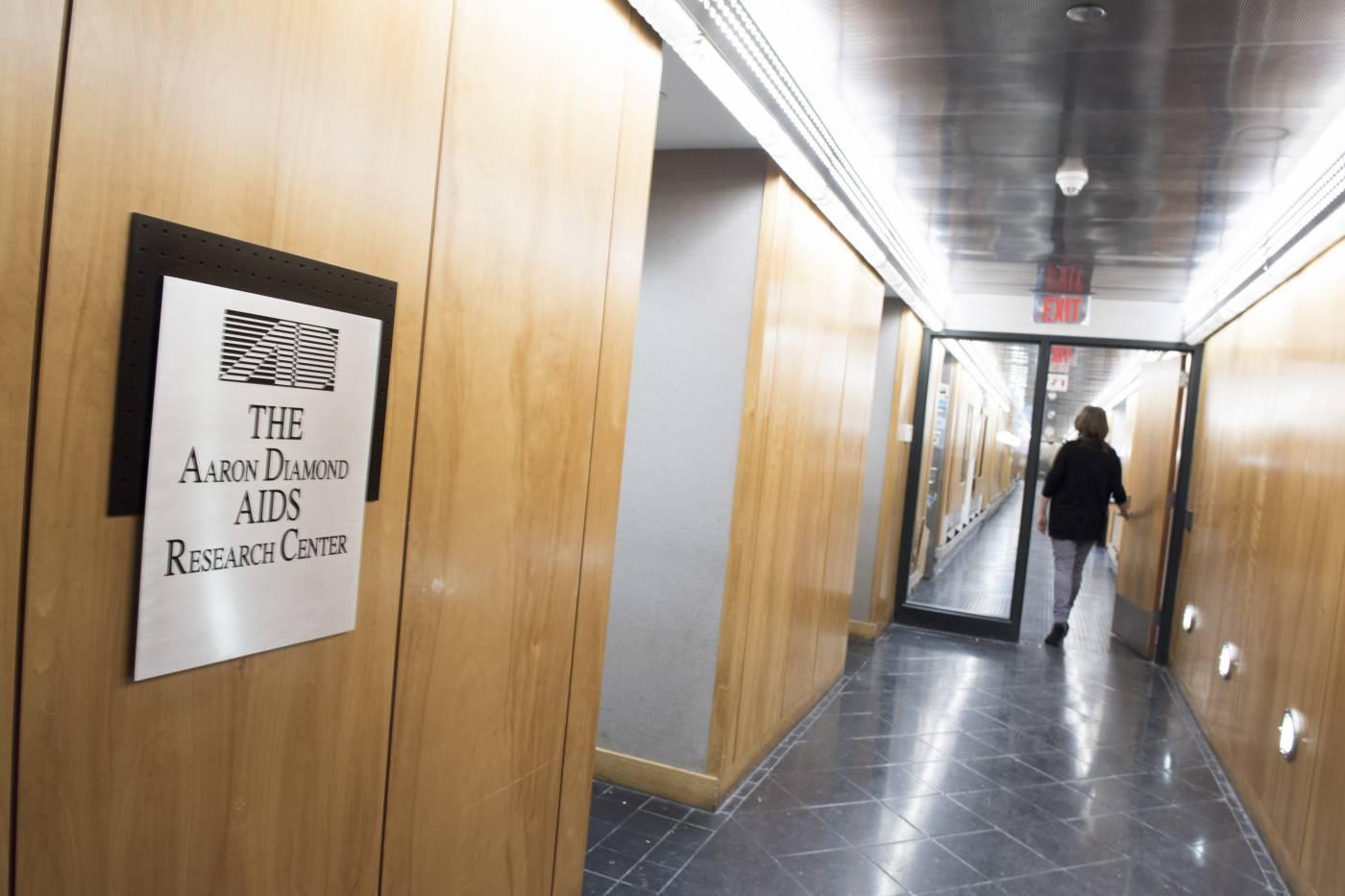 ADARC entryway