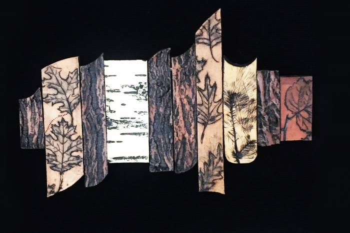 Susan Stair's clay artwork