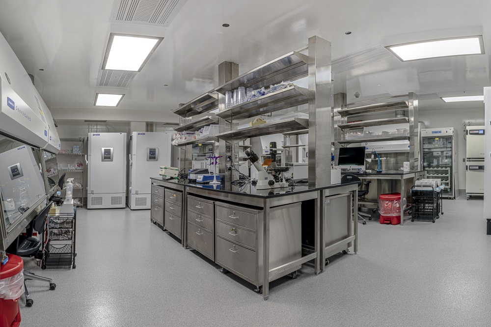 Biosafety Level 3 (BSL3) laboratory