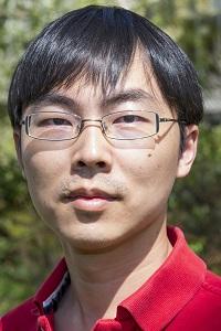 Shixin Liu portrait