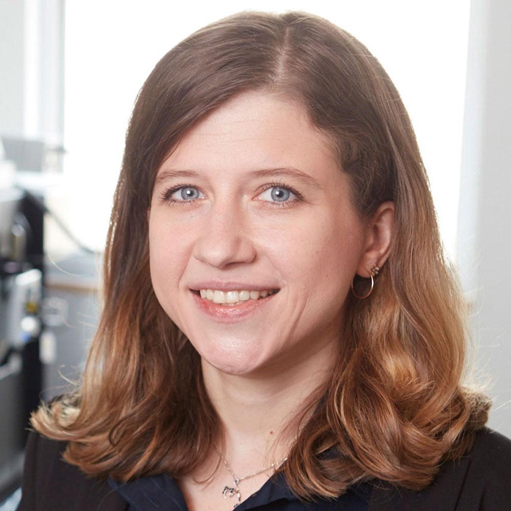 Ekaterina V. Vinogradova, Ph.D. (Rockefeller)