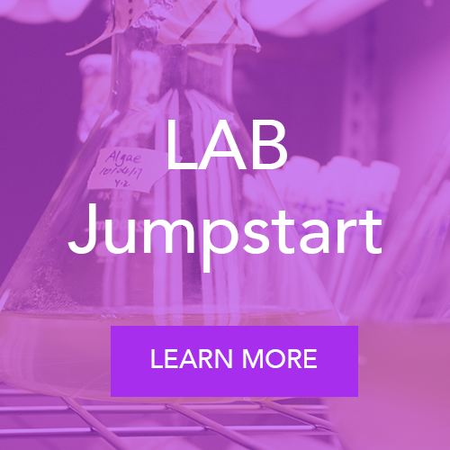 LAB Jumpstart top