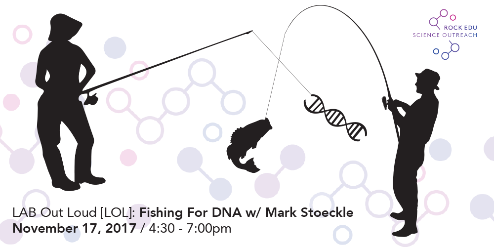 RockEDU Presents Fishing for DNA