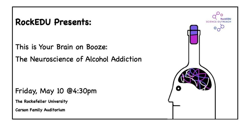 RockEDU Presents: The Neuroscience of Alcohol Addiction