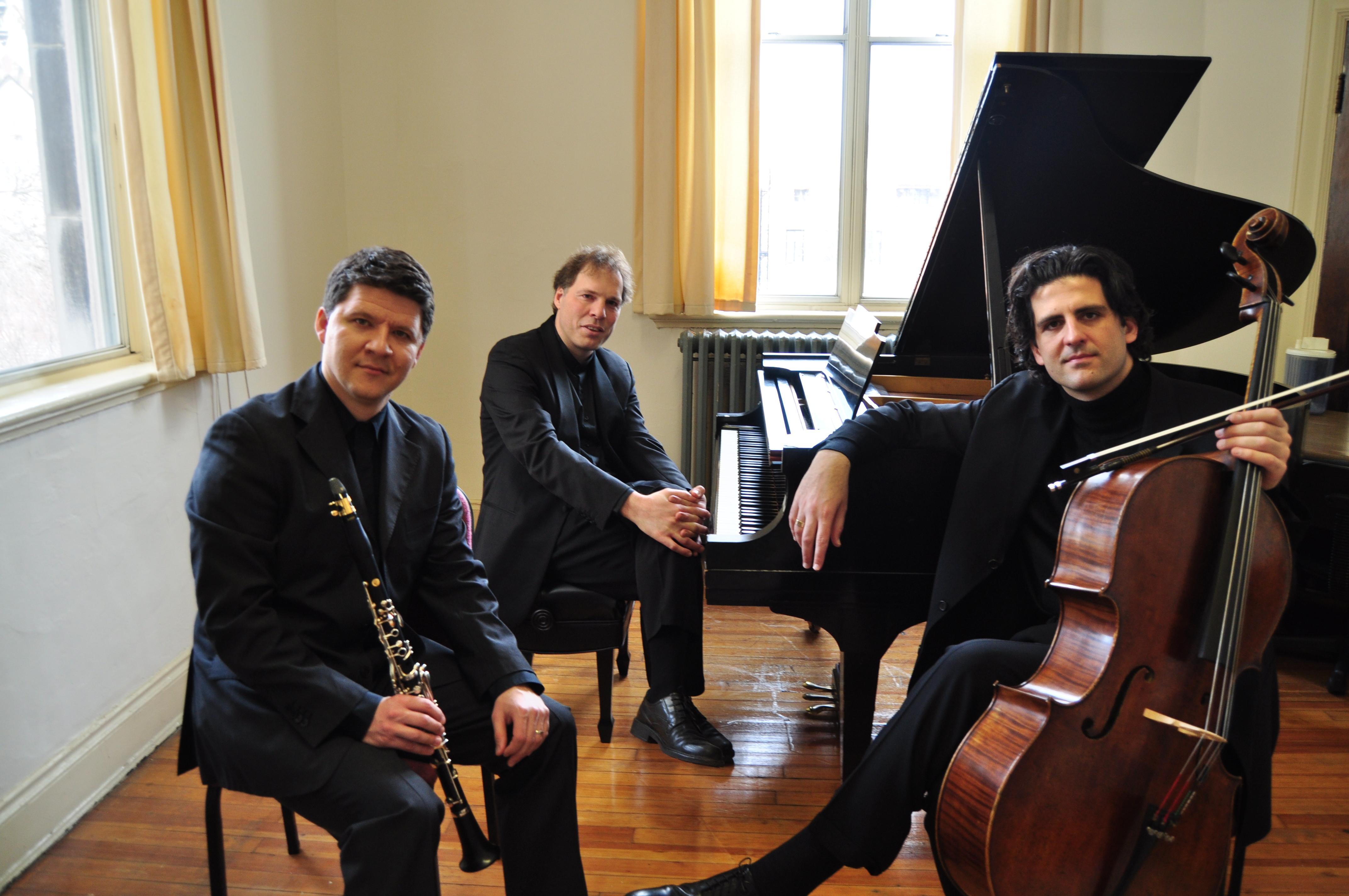 Goldstein-Peled-Fiterstein Trio