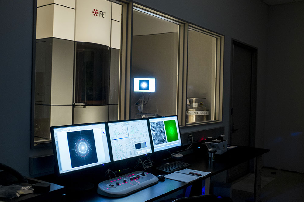 State-of-the-art research space