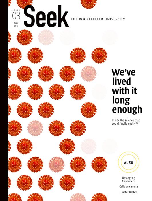 Seek Fall 2018 Cover