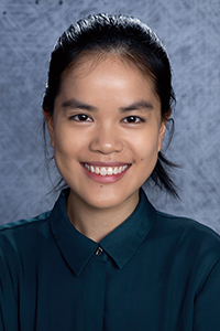 Photograph of Mona Liu