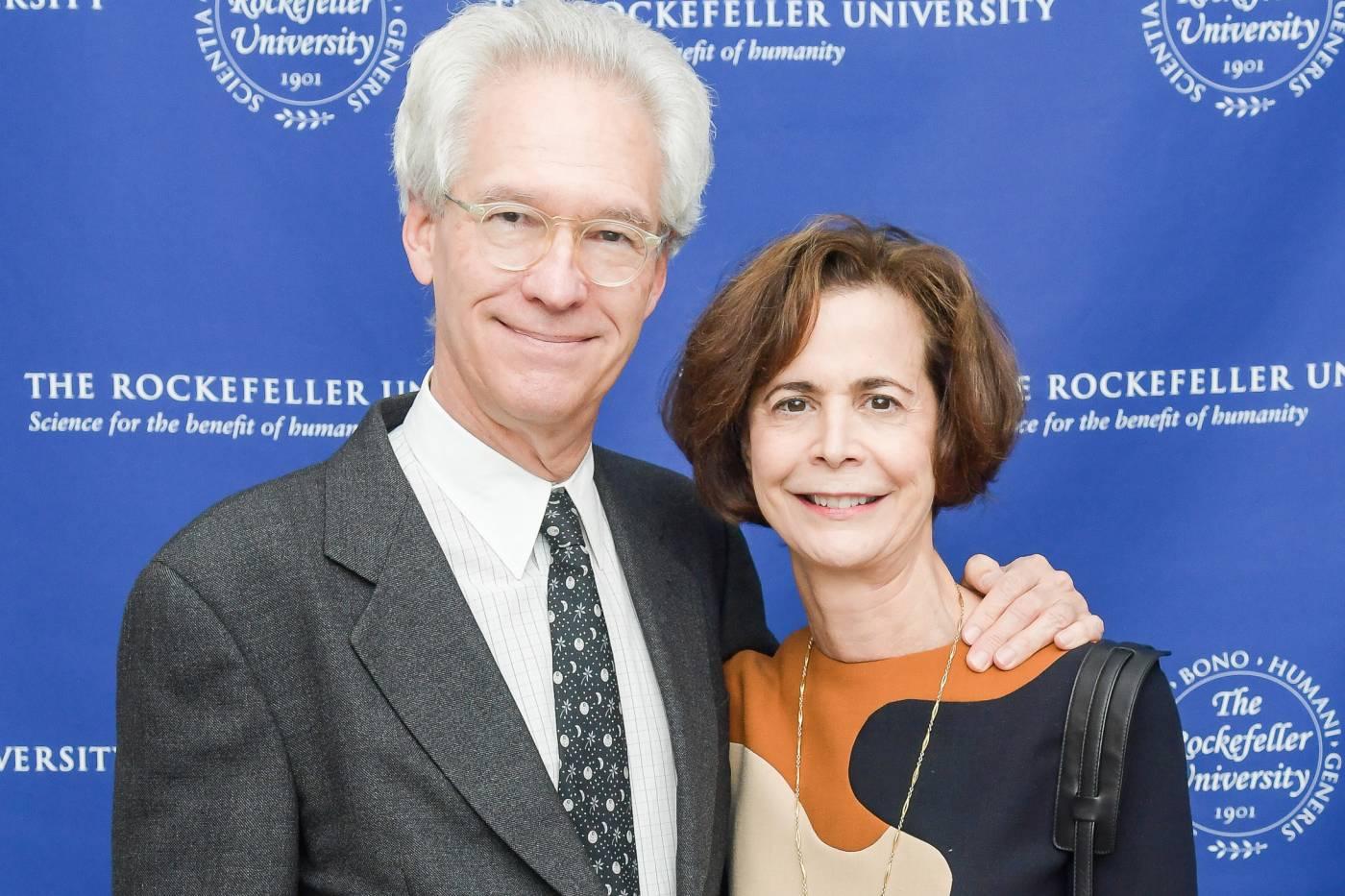 Kris and Kathy Heinzelman