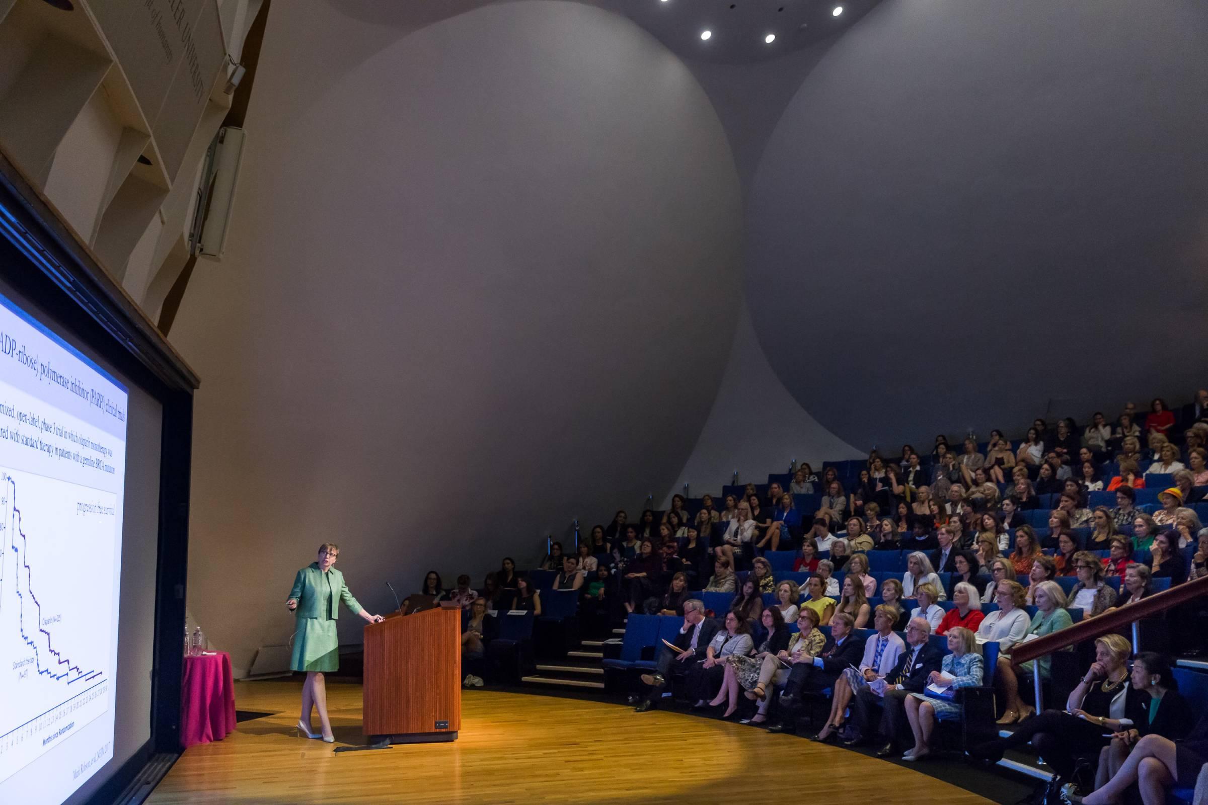 Agata Smogorzewska Lecture