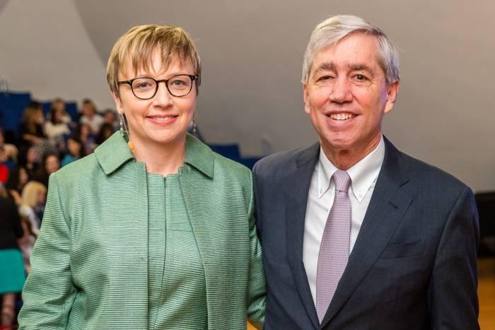 Agata Smogorzewska, Rick Lifton