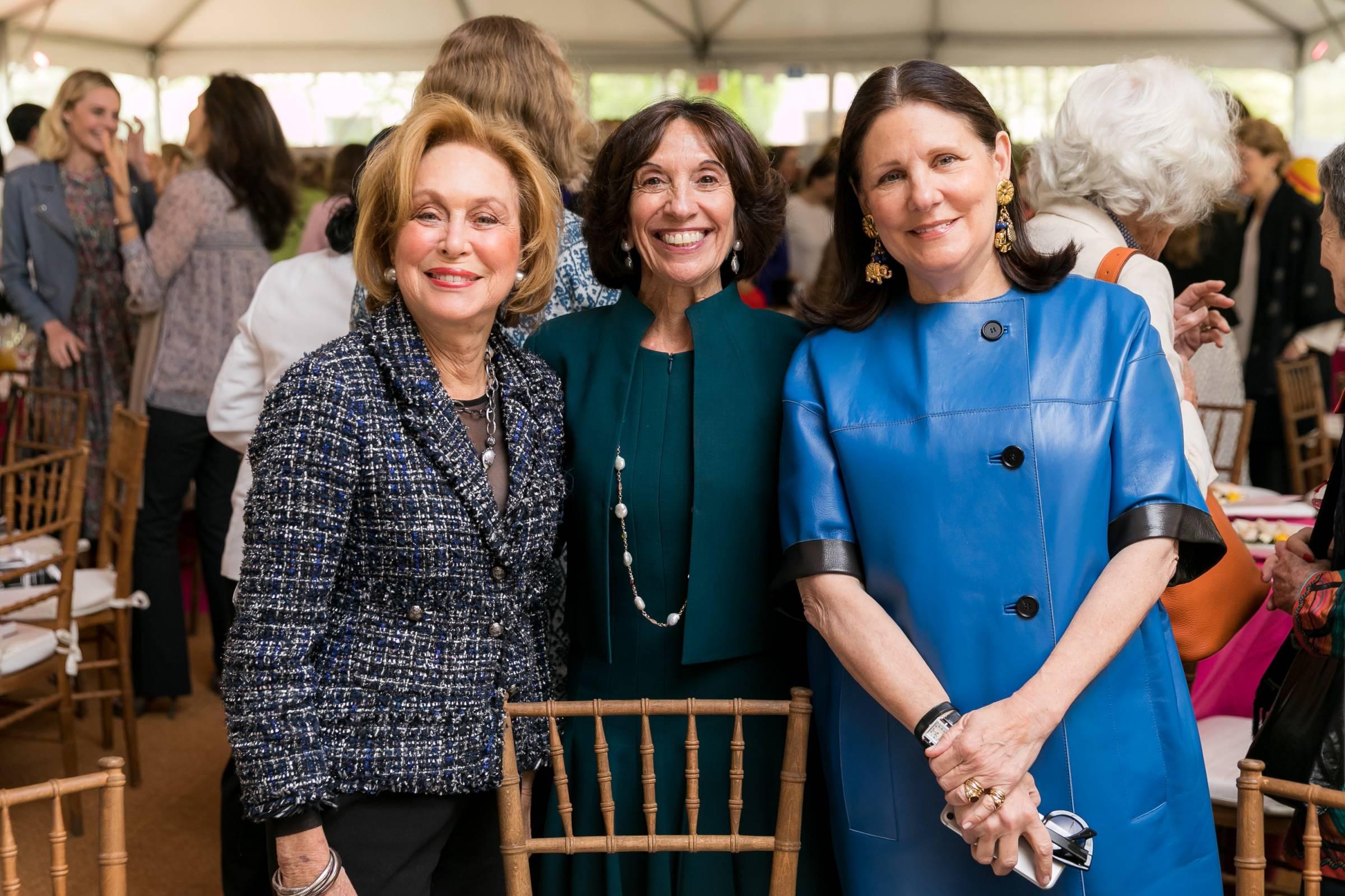 Bryn Cohen, Reina Marin, Susan Danilow