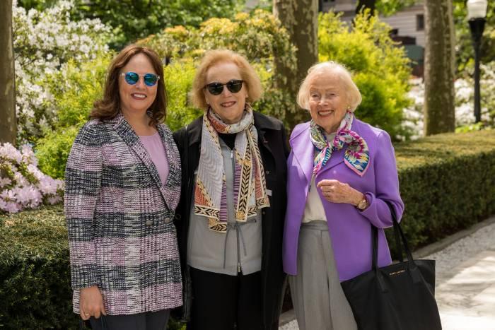 Ellen Corwin, Patti Klein, Margaret Bearn