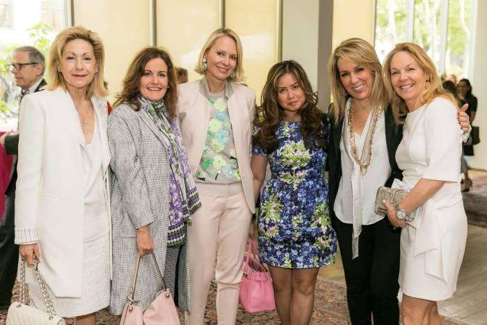 Janice Becker, Louise Camuto, Emily Chen Carrera, Cynthia Foster