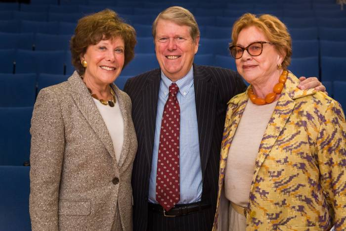 Judy Berkowitz, Russ Carson, Judy Carson