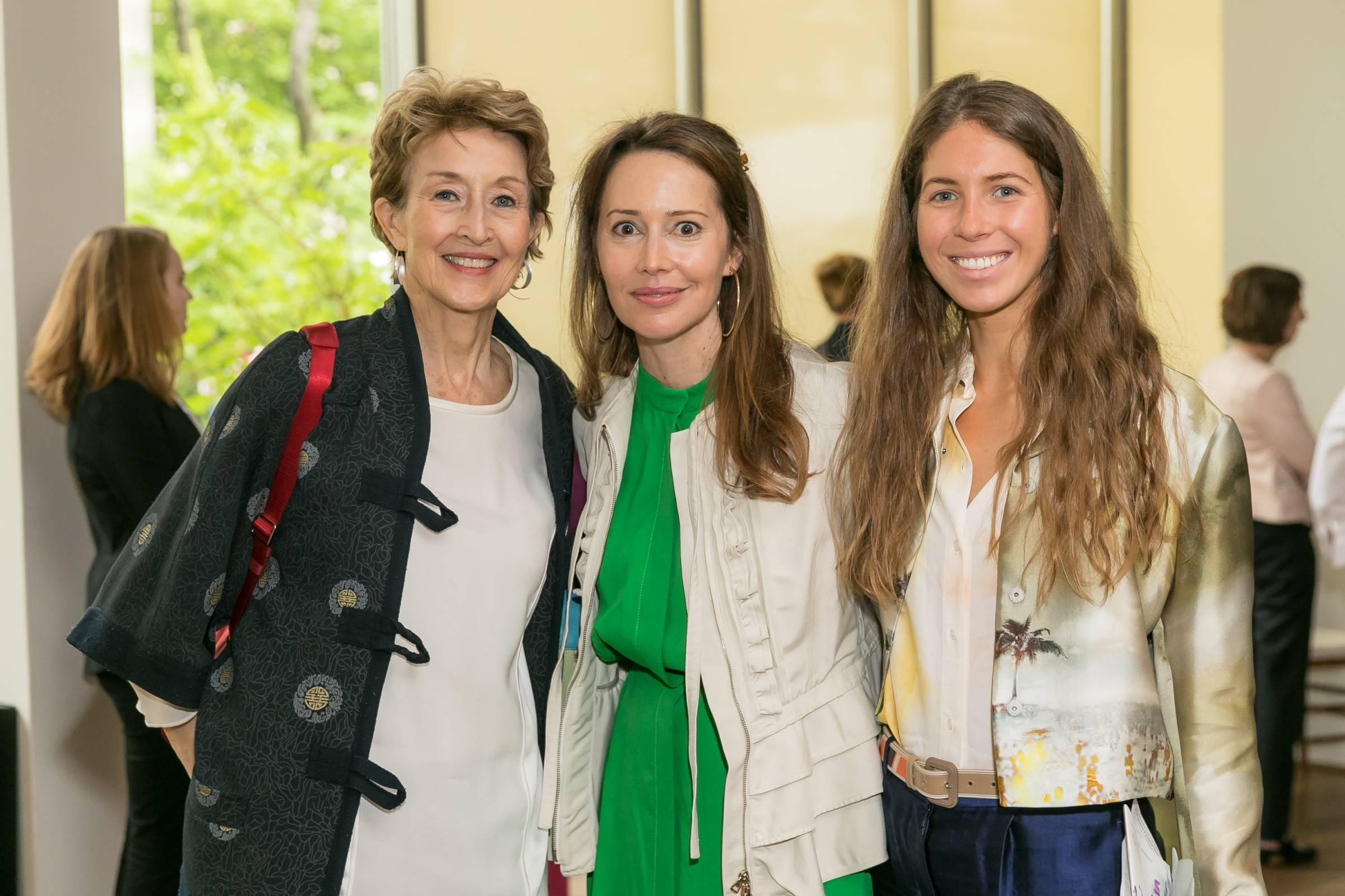 Patricia Hayot, Samantha Boardman, Colby Mulgrabi