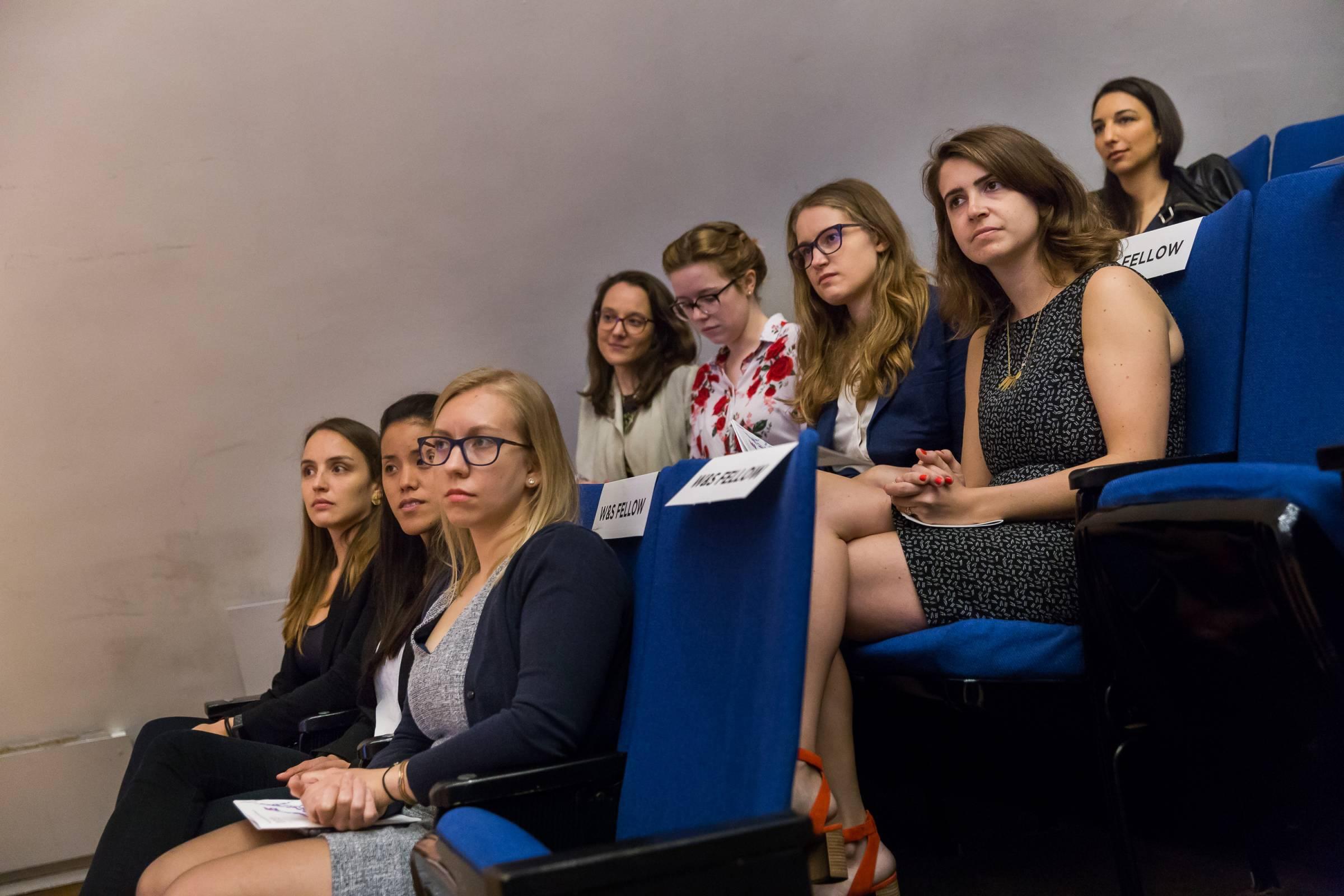 Women & Science Fellows