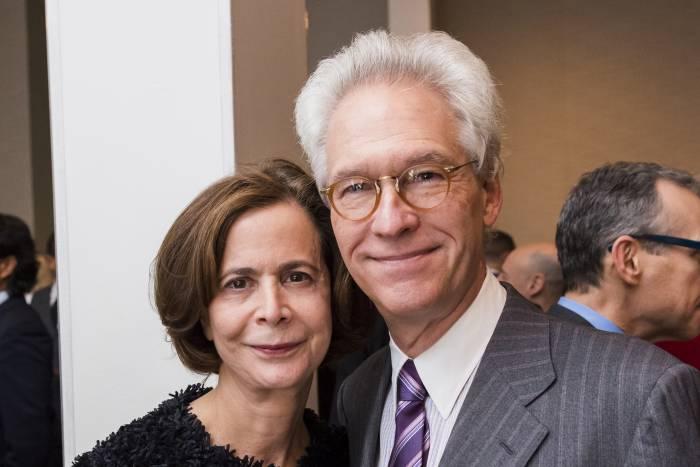 Kathy and Kris Heinzelman