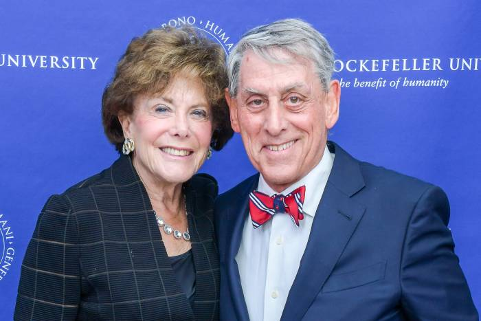 Judy and Howard Berkowitz