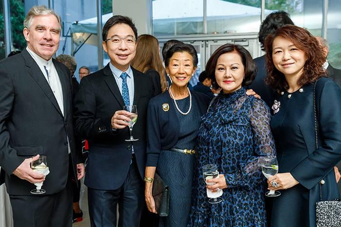 Nate Rich, Daniel Xu, Lulu Wang, Ming Chu Hsu, and Flora Huang