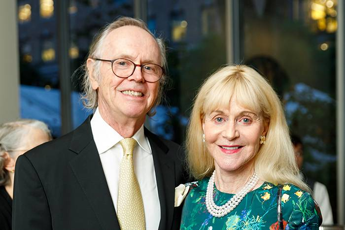 Bob and Lydia Forbes