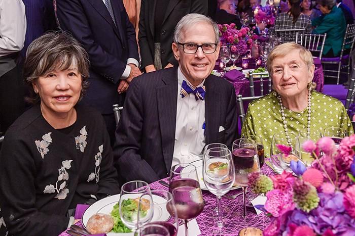 Patricia Pei Tang, Barry Coller, and Simona Chazen