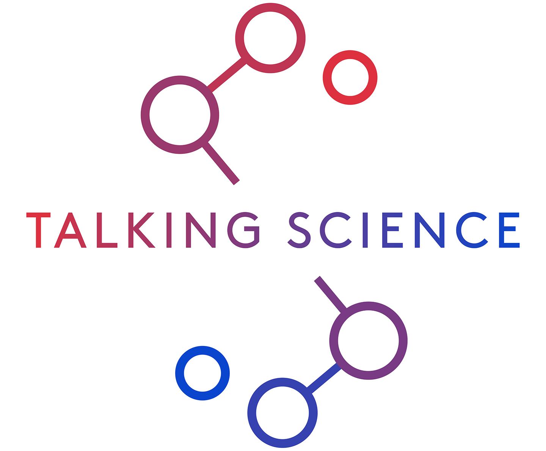 Talking Science logo
